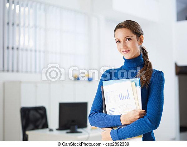 female assistant - csp2892339