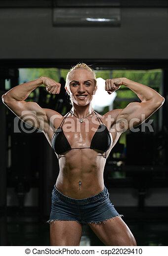 Join. muscle women female bodybuilder