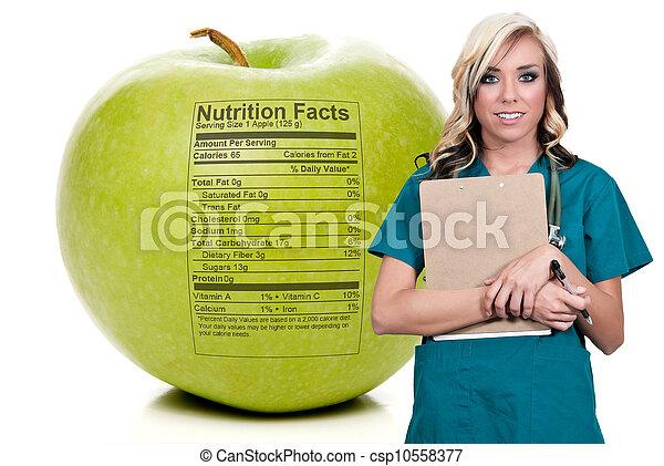 Female Cardiologist - csp10558377