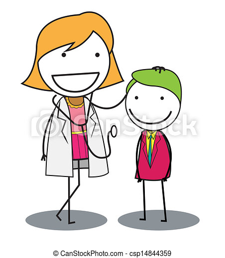 female doctor with patient clipart vector search illustration rh canstockphoto com female doctor clipart images beautiful female doctor clipart