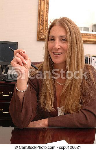 female executive 546 - csp0126621