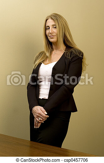 female executive business - csp0457706