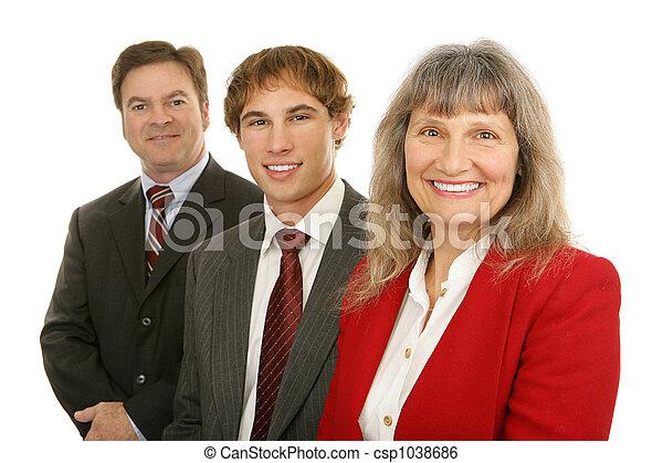 Female Led Business Team - csp1038686