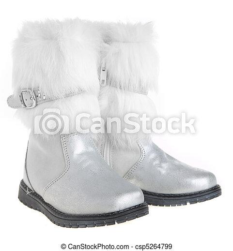 Female shoe - csp5264799