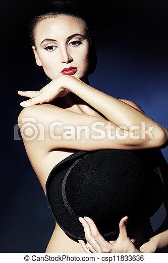 feminilidade - csp11833636