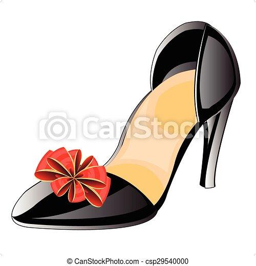 Feminine loafers - csp29540000