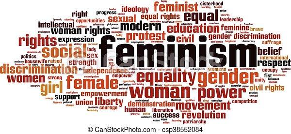 Feminismo-horizon.eps - csp38552084