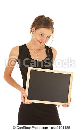 femme affaires, brunette, jeune adulte - csp2101185
