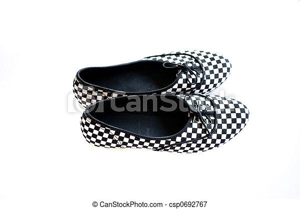 femme, chaussure - csp0692767