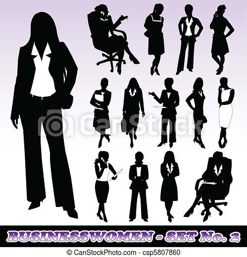 femmes affaires - csp5807860