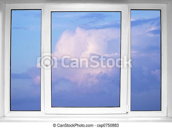 fenêtre - csp0750883