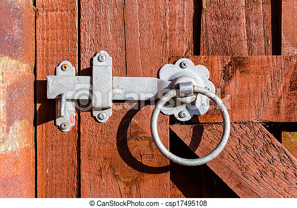 Fence latch - csp17495108