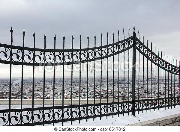 fence - csp16517812