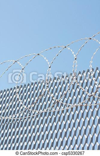 Fence - csp5330267