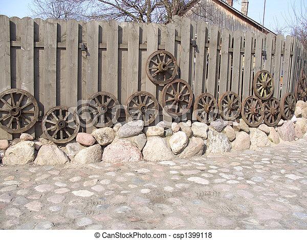 Fence - csp1399118
