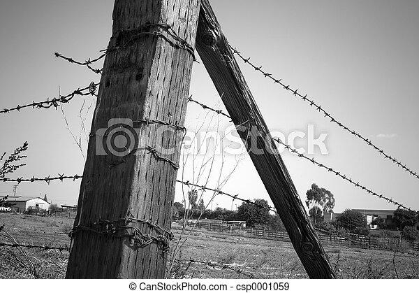 Fence Post - csp0001059
