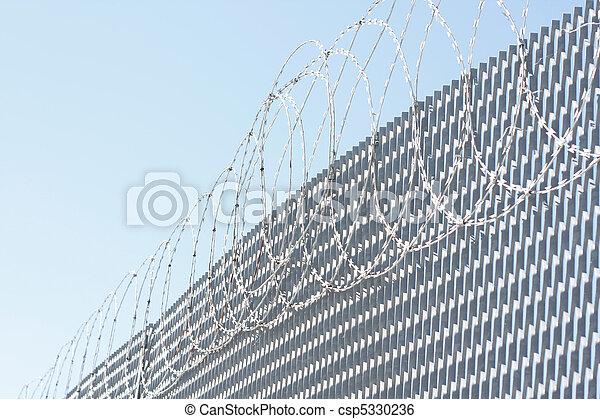 Fence - csp5330236