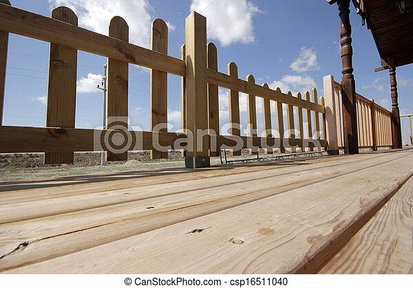 fence - csp16511040
