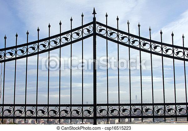 fence - csp16515223