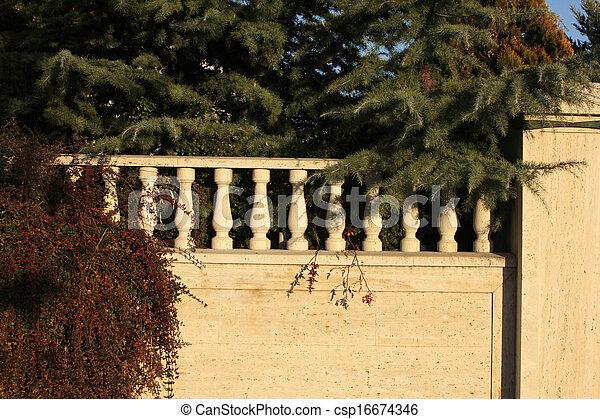 Fence - csp16674346
