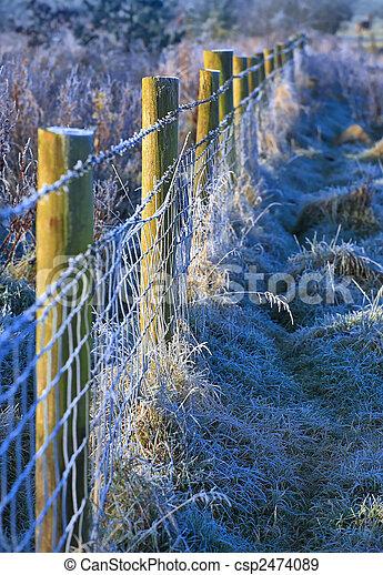 Fence - csp2474089