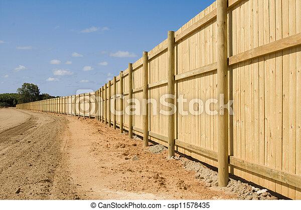 fence - csp11578435