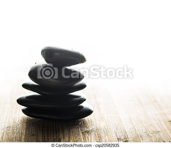 Feng Shui Balance - csp20582935