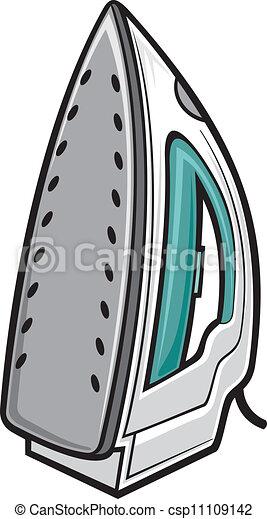 fer vapeur - csp11109142