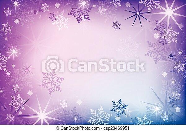 Un día festivo brillante - csp23469951
