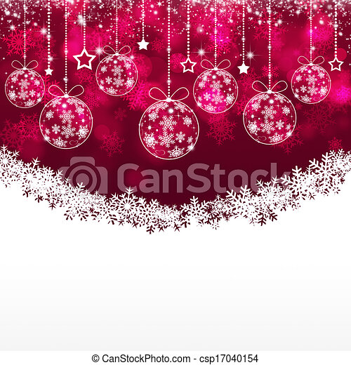 Antecedentes navideños de Navidad - csp17040154
