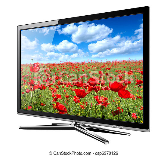 Tv lcd - csp6370126