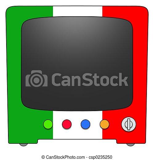 Italien Fernsehen