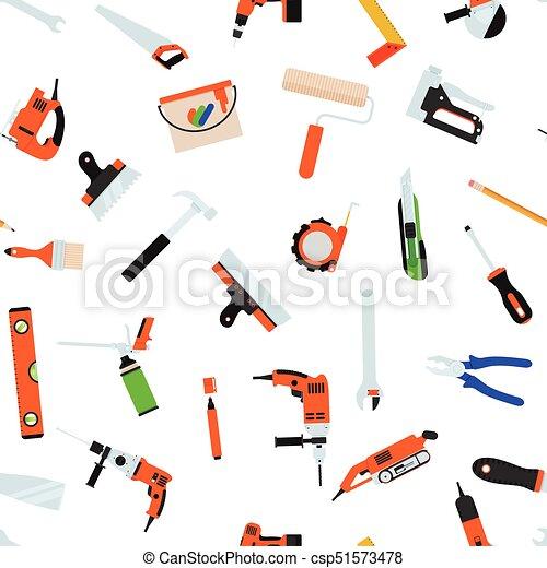 ferramenta martelo padrão seamless putty fita ferramentas