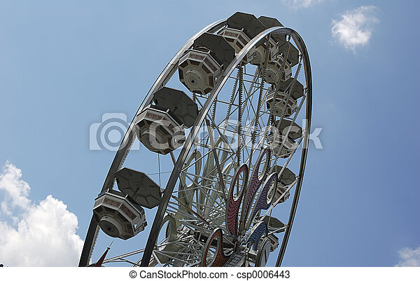 Ferris Wheel 2 - csp0006443