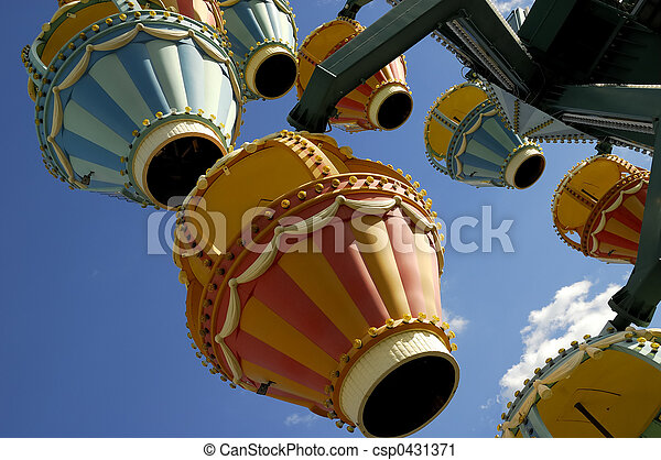 Ferris Wheel - csp0431371
