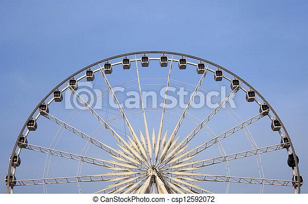 Ferris wheel - csp12592072