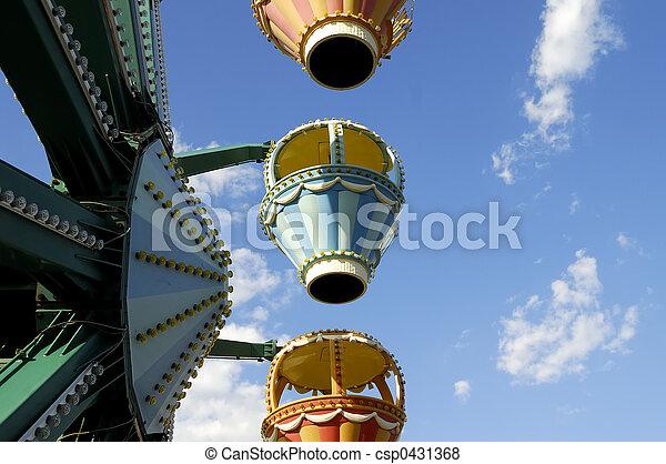 Ferris Wheel - csp0431368