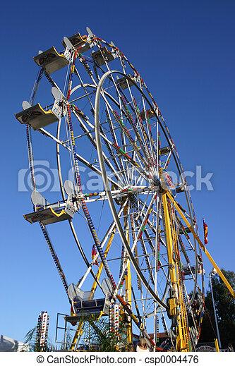 Ferris Wheel - csp0004476