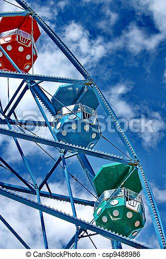 Ferris wheel - csp9488986