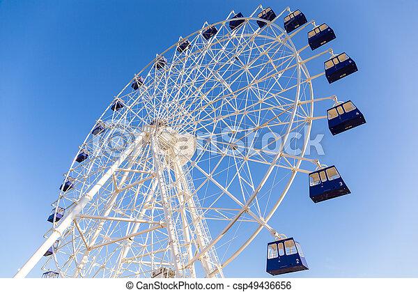 Ferris wheel - csp49436656