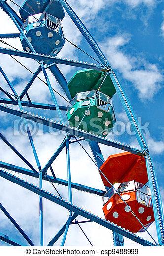 Ferris wheel - csp9488999
