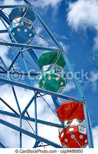 Ferris wheel - csp9488950
