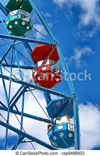 Ferris wheel - csp9488923