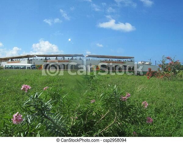 St kitts ferroviario - csp2958094