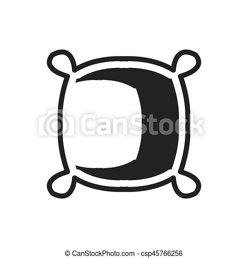 fertilizer Farm icon black color - csp45766256