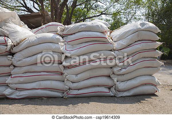 Fertilizer - csp19614309