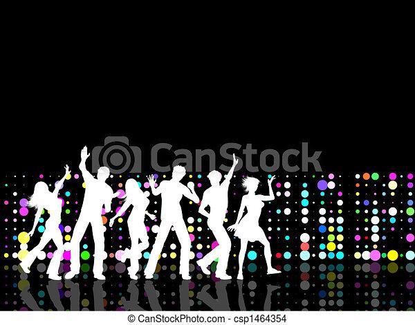 festa, persone - csp1464354
