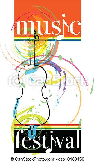 festival, música - csp10480150