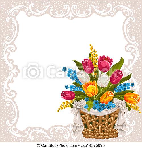 Festive background - csp14575095