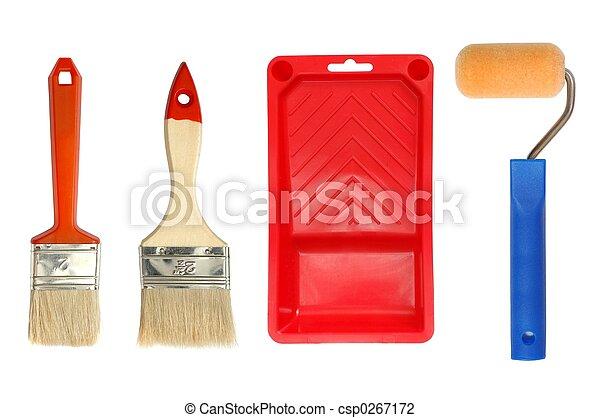 festmény, segédszervek - csp0267172